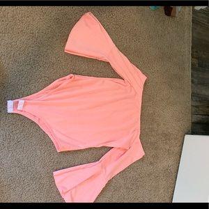 Other - Elegant Pink Bodysuit